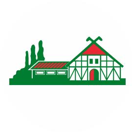 Hühnerhof Heidegold - Logo